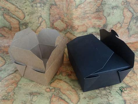 Food Grade Brown Kraft Paper Food Box Ukuran 45oz 1 350ml take out brown food grade kraft paper noodle box design buy noodle box paper food take out