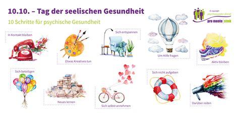 Tag Der Seelischen Gesundheit Pro Mente Steiermark