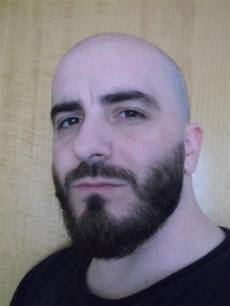 bald head goatee styles light skinnex beard bald head shaved head or buzzcut page 3 beard