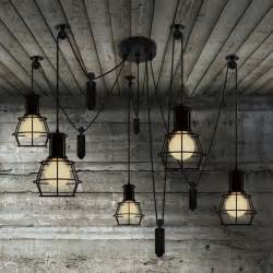 Adjustable Dining Room Lighting B P Dining Room Living Room Industrial Style Light Vintage