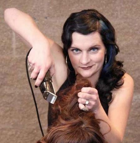 female haircutting videos clipper barberettes cutting hair photos short hairstyle 2013