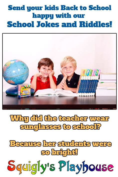 jokes for jokes for school timykids