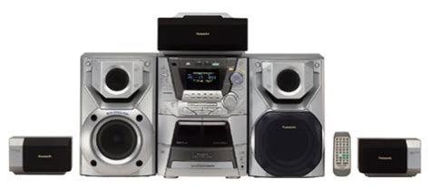 home theater systems panasonic sc ak66 dolby pro logic