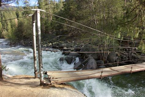 wawona swinging bridge wawona swinging bridge yosemite np hikespeak com