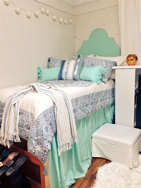 comforters for college dorms 25 best ideas about mint green bedding on pinterest