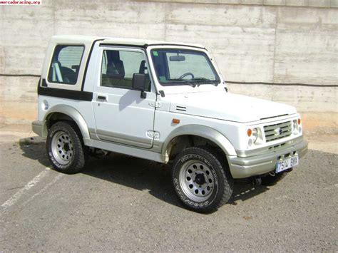 Suzuki Sidekick Diesel Cambio Suzuki Samurai Di 233 Sel Venta De Veh 237 Culos Y Coches