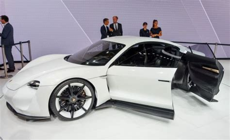 new porsche electric 2018 porsche mission e production is confirmed