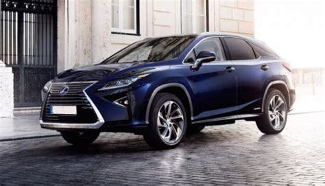 2019 Lexus Rx 450h by 2019 Lexus Rx 450h Review F Sport Model 2020 2021 New Suv