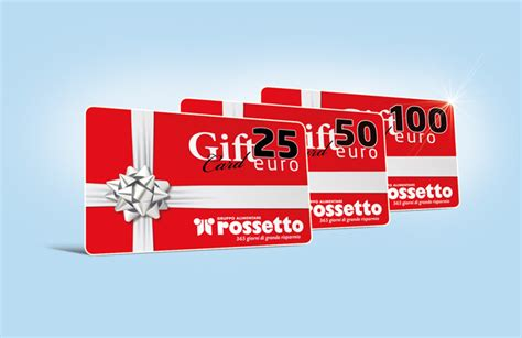 Trade Gift Card - gift card rossetto trade