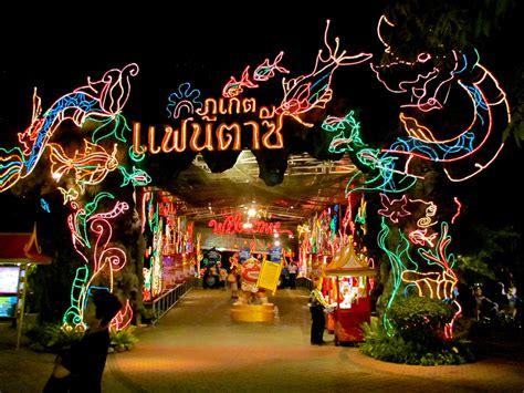theme park phuket phuket fantasea semplice phuket tours
