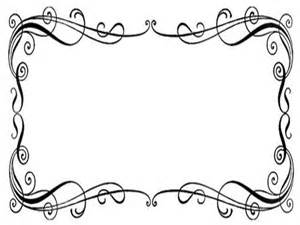 clipart of holiday wreath border for avery labels