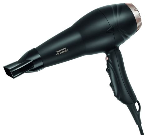 Nicky Clarke Hair Dryer Attachments curl crush maximise your curls hype my hair
