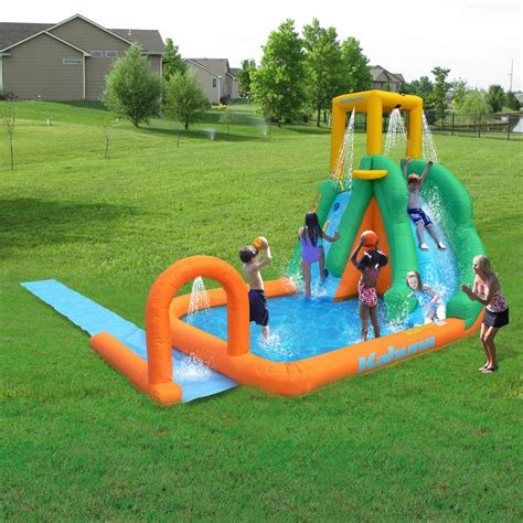 best backyard pools for kids swimming pools waterslides walmart com
