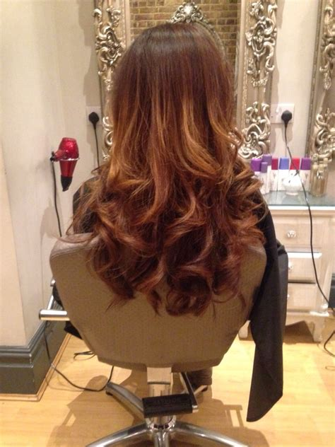 Hair Dryer Curly Hair curly blowdry created by one of our trainees curly