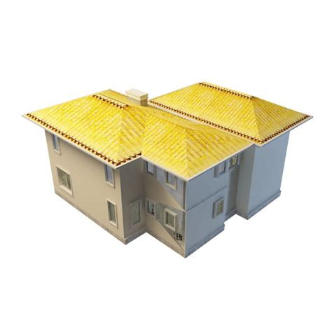home design 3d gold roof beautiful dream home 3d model 3ds max files free download