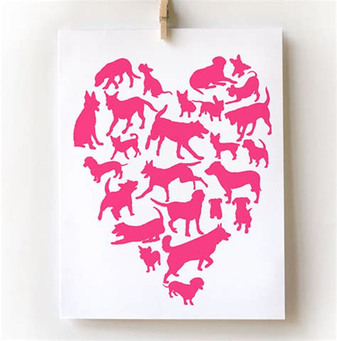 design milk valentine s day 18 awesome dog themed valentine s day greeting cards dog
