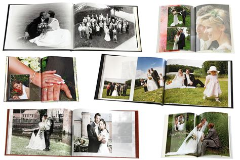 wedding photobook layout the special gift with lasting value the personal wedding