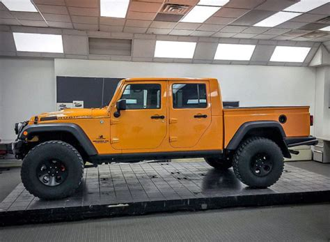 When Will The Jeep Truck Be Released by 2018 Jeep Truck Release Date Motavera