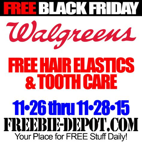 2015 black friday hair free black friday stuff walgreens hair elastics