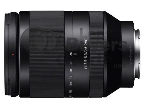 Cashback Sony Fe 24 240mm F 3 5 6 3 Oss Lens Sony Indonesia sony fe 24 240mm f 3 5 6 3 oss lens reviews specification accessories lensbuyersguide