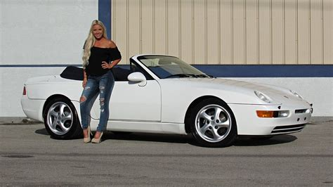 porsche 968 for sale 1992 porsche 968 cabriolet for sale