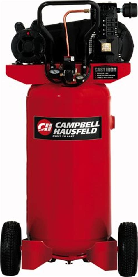 buy new factory reconditioned cbell hausfeld vt63150rrb 26 gallon vertical air compressor for