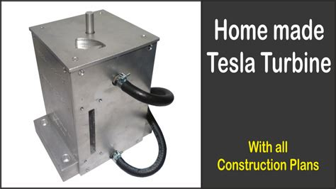 Tesla Is Made By Functional Test Of The Home Made Tesla Turbine 3 3