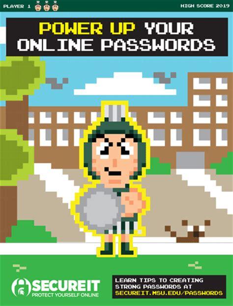 passwords secureit information security  michigan