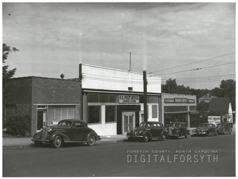 Forsyth Post Office by Digital Forsyth 118 South Hawthorne Road At The Ardmore