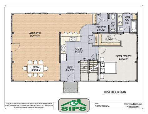 open concept floor plans barn house open floor plans exle of open concept barn