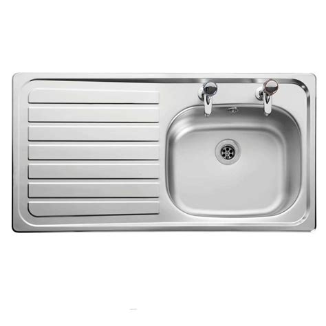 kitchen sink co leisure lexin le95 stainless steel sink kitchen sinks