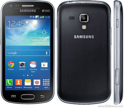 samsung galaxy s duos 2 s7582 pictures, official photos
