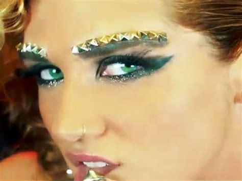 tutorial makeup kesha ratuliu ke ha we r who we r cannibal inspired makeup tutorial