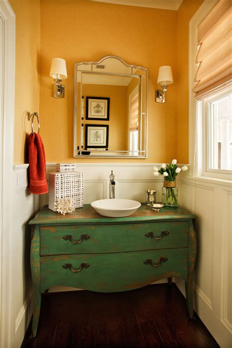 powder room bathroom bathroom sink vanity powder room contemporary with doorway
