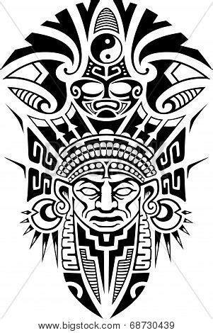 Tottem 4 Mauri imagenes para serigrafia gratis search simbolos para estar