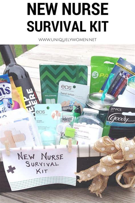 25 best ideas about nurse gift baskets on pinterest