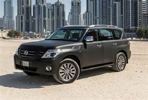 2016 nissan patrol redesign release 2016 nissan patrol ute changes redesign colors price