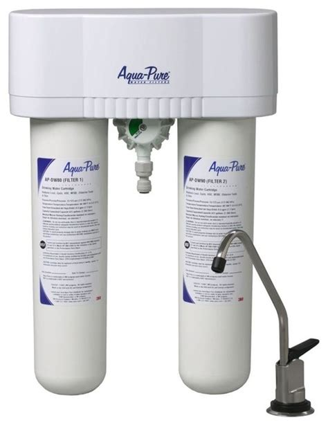 Co Apdws1000 Under Sink Filter System Traditional Water Filtration System For Kitchen Sink