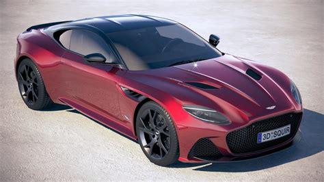 2019 Aston Dbs by Aston Martin Dbs Superleggera 2019