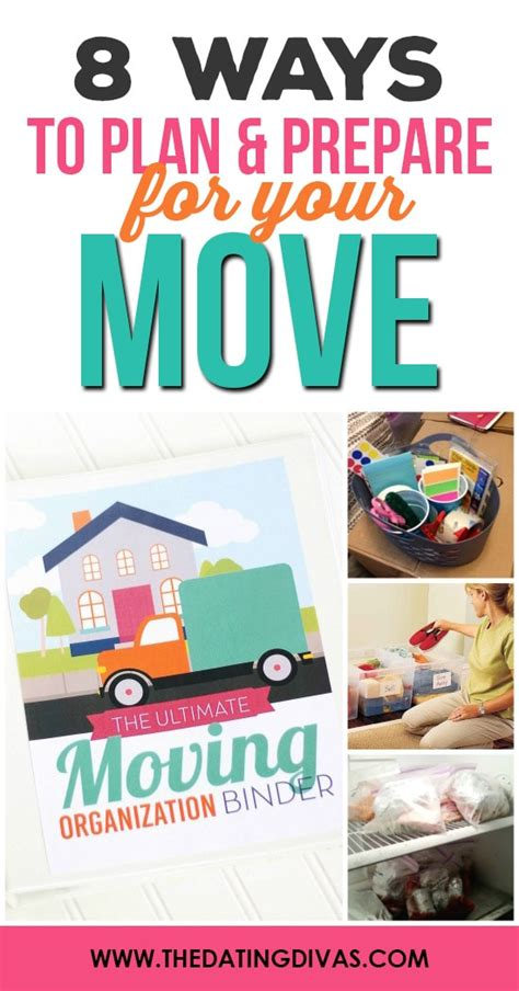 Ten Ways To Prepare For A Move by 101 Moving Tips Hacks The Dating Divas
