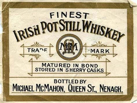 Vintage Whiskey Labels Google Search Labels Pinterest Vintage Scotch And Whisky Liquor Bottle Label Templates Free