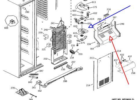 refrigerator fan not working refrigerator compressor refrigerator compressor and fan
