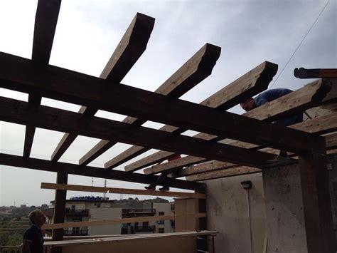 tettoie in lamellare tettoia in lamellare caltagirone catania