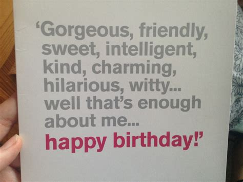 Birthday Quotes For Husbands Funny Birthday Quotes For Husband From Wife Quotesgram