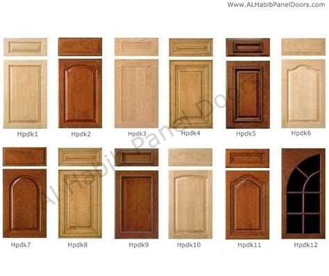cabinet door styles for kitchen mdf elite plus plain door classic cherry kitchen glass