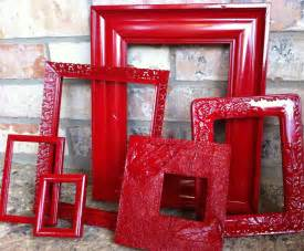 home decor accessories upcycled frames vintage