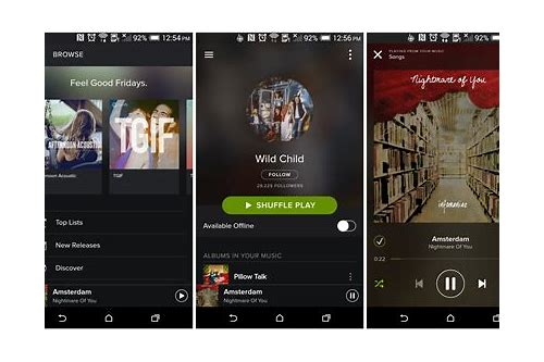 spotify gratis download android