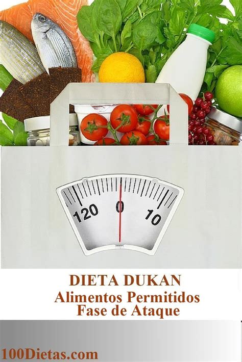 fase 1 o fase de ataque dieta dukan para adelgazar - Alimentos Primera Fase Dieta Dukan