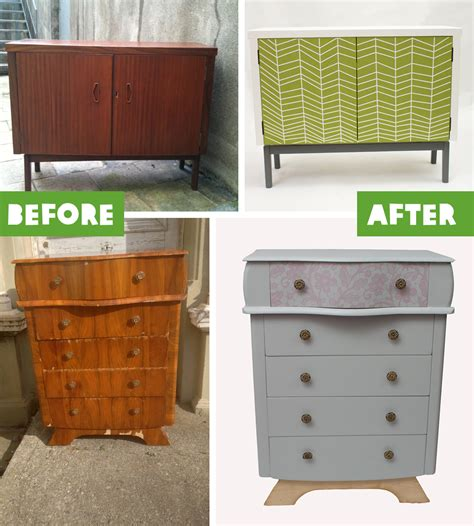 Home Interiors Ireland upcycling before and after find your project at oxfam