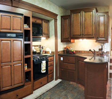 Montana Fifth Wheel Floor Plans by Amazing Trailer Kitchens Amp Layouts